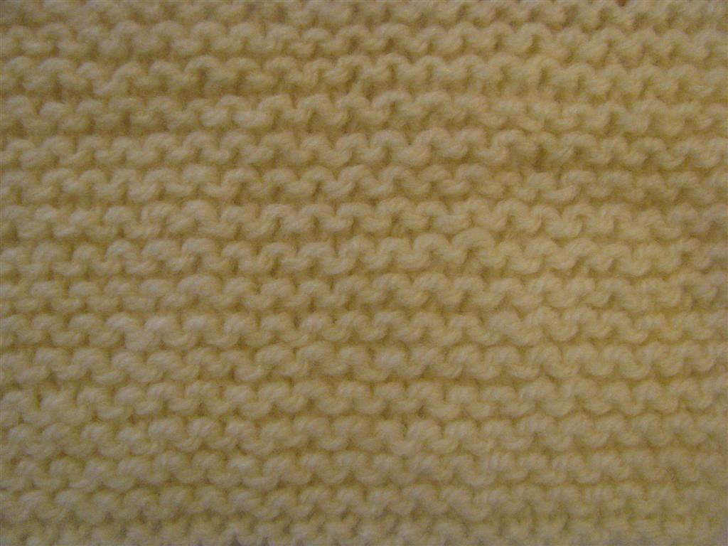 Knitting Lifeline Garter Stitch : The wool shop how to knit garter stitch