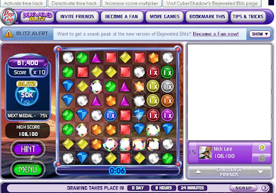 Firefox Facebook Bejeweled Blitz Cheat Hacks