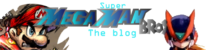 Super Megaman Bros: The Blog