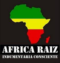 AFRICA RAIZ - INDUMENTARIA CONCIENTE