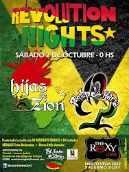 HIJAS DE ZION - 2 de Octubre