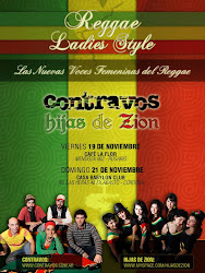 CONTRAVOS-HIJAS DE ZION - 19-21 de Noviembre