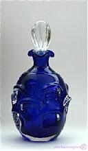 Aseda knobbly decanter