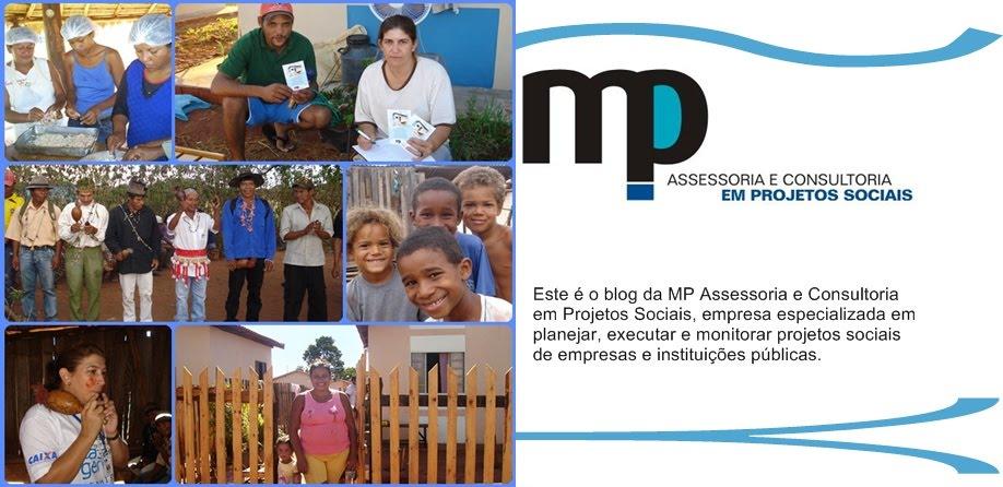 MP ASSESSORIA E CONSULTORIA EM PROJETOS SOCIAIS