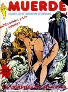 Comics españoles
