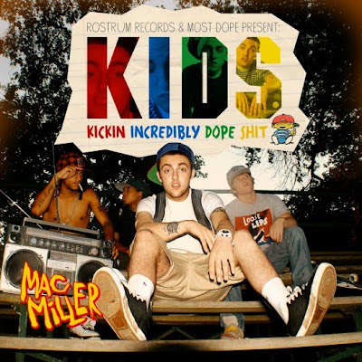 mac miller kids cover 540x540 Hot New Mixtapes!