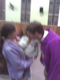 eu a tassi a amanda minha sobrinha e o padre osni