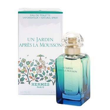 Hermes un jardin apres la mousson perfumy i opinie - Un jardin apres la mousson ...