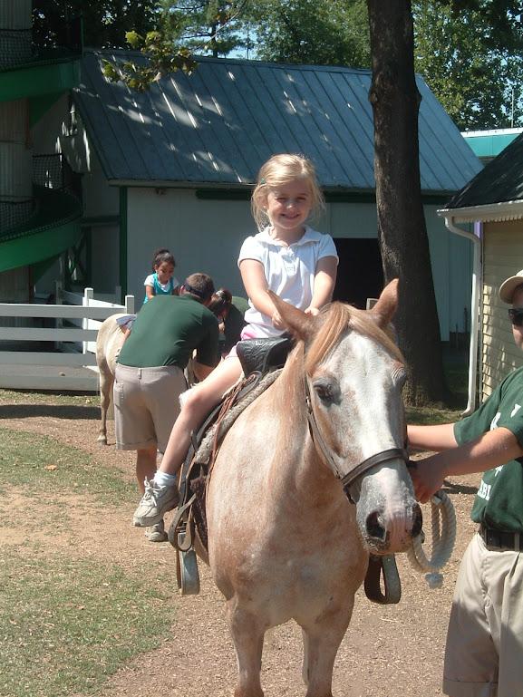 Tay's horse ride!