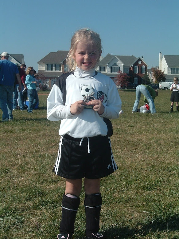 Taylor Finishes Fall Soccer