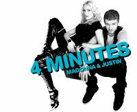 Madonna e Justin Timberlake 4 Minutes