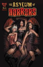 Asylum Of Horrors #1