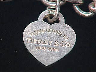 A real Tiffany pendant