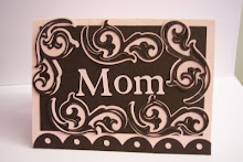 Mother&#39;s Day Scroll Card