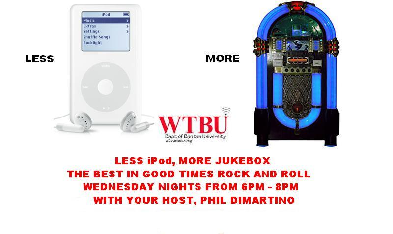 Less iPod, More Jukebox