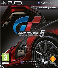 Jugando a Gran Turismo 5 (ps3)