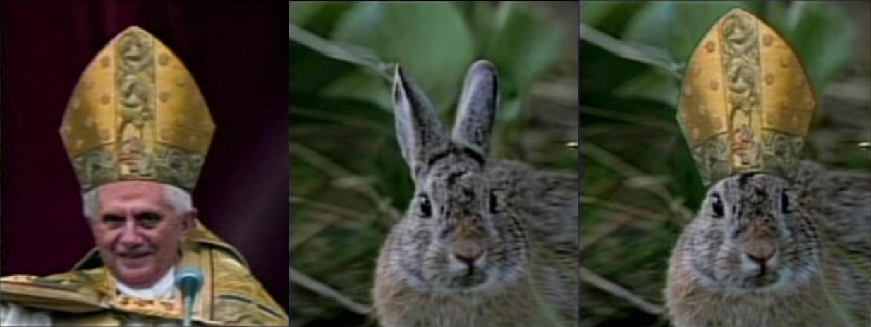 ZyWeas: Cosas Inútiles que podrían salvar tú vida: La realidad sobre el conejo de pascua
