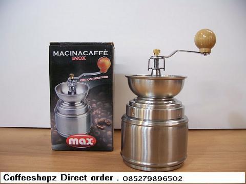 Coffee Daily: alat penggiling Kopi - Italian Brand