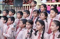Nepali School Choir