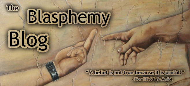 The Blasphemy Blog