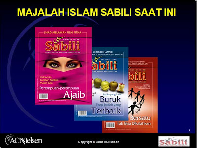Zainal Muttaqin (Eks Pemred Sabili): Media Islam Bukan Milik Kelompok