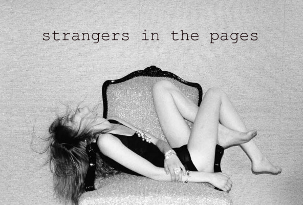 strangers in the pages