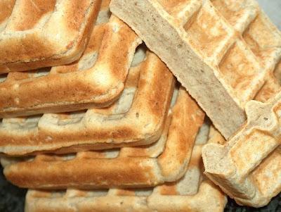 Power Waffle Recipe — Dishmaps