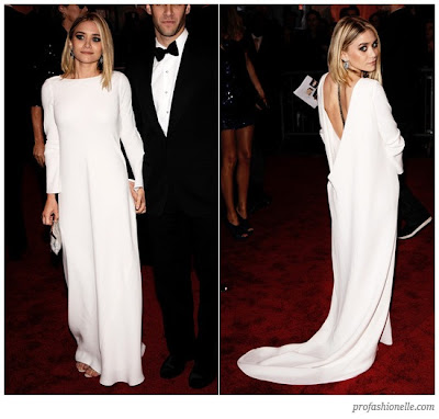 Mary-Kate Olsen at the 2013 Costume Institute Gala  149556