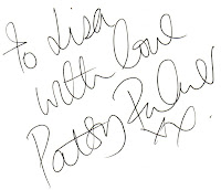 To Lisa, With Love, Patsy Palmer