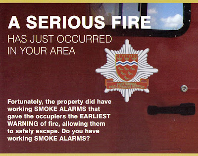 A SERIOUS FIRE!!!