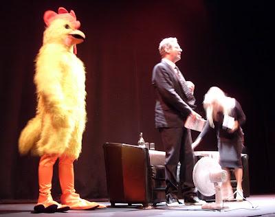 Julian Clary's Cock