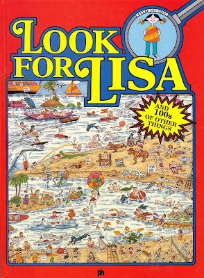 Look For Lisa!