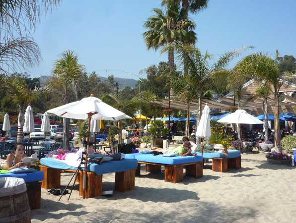 Paradise Cove Beach Cafe Malibu Ca Parking