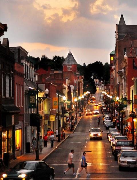 Staunton Virginia Downtown Historic District