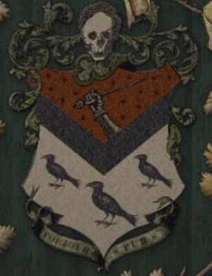 This is the crest of the House