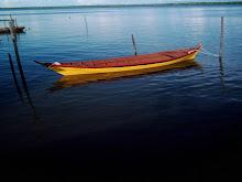 Sarawak Traditional Boat