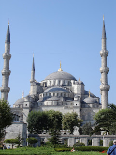 Blue Mosque, Istanbul Turkey - world mosque design