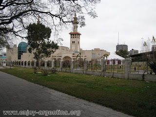 Mosque in Palermo Argentina