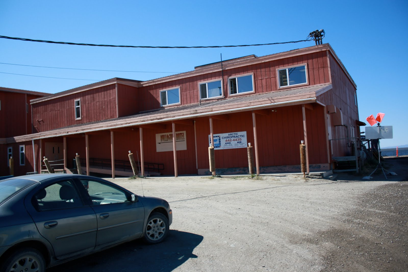 The Nullagvik Hotel Only In Kotzebue