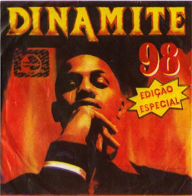 #RariRariRariRaridade - Coletânia de rap - Dinamite 98 (1998)