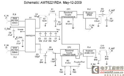 Dual-band CDMA-EVDO and WCDMA-HSDPA Power Amplifiers