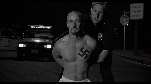 Britt 39 s on all my movies american history x - American history x dinner table scene ...