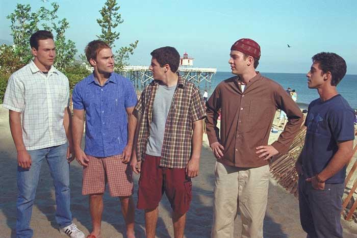 American Pie Comics The Cast of American Pie 2