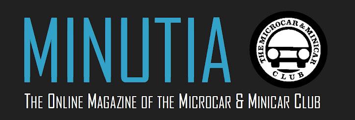 MINUTIA - Microcars & Minicars