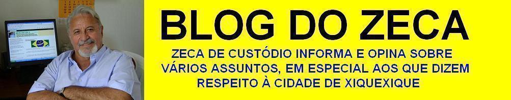 Blog do ZECA - A serviço da cidadania.