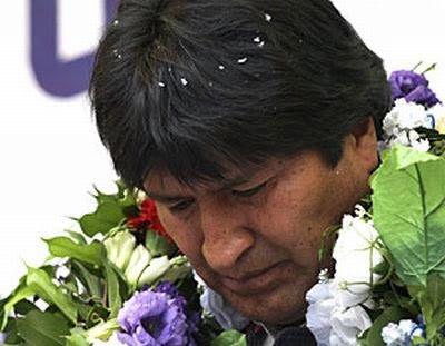 Refrendo 2016 Bolivia