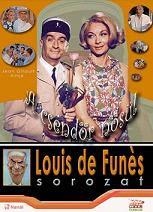 Louis De Funes - A csendőr nősül DVD