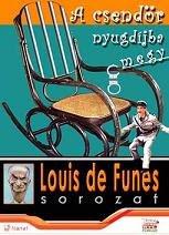 Louis De Funes - A csendőr nyugdíjba megy DVD