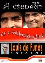 Louis De Funes - A csendőr és a földönkívűliek DVD