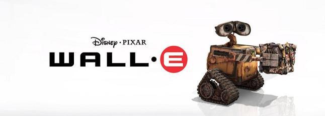 Wall-E, a robot